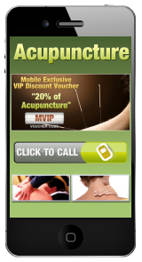 modele accupuncture Site mobile